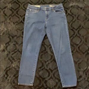 Gap Girlfriend jeans size 10